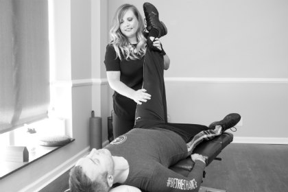 Chiropractic treatment for athletes- thumbnail